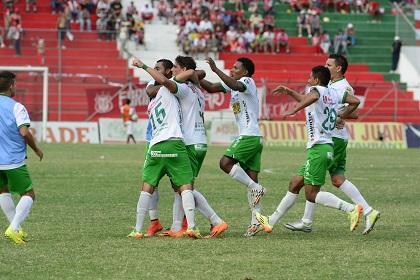 ¡Triunfo! Liga de Portoviejo vence 4-1 al Técnico Universitario