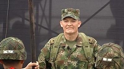 General secuestrado por las FARC sería liberado la próxima semana