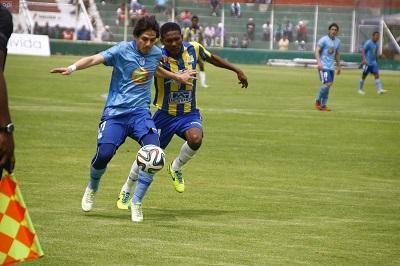 El Delfín SC cae por 2-1 ante el Macará
