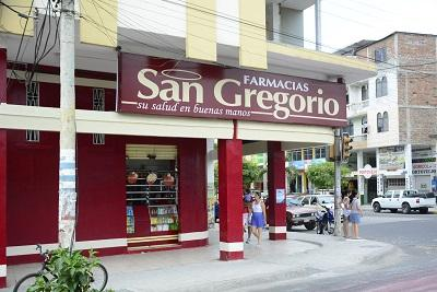 Delincuentes roban en dos farmacias de Portoviejo