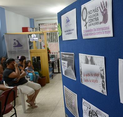 Más voces contra la violencia intrafamiliar