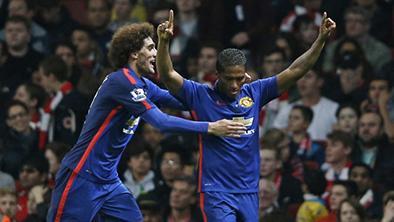 'Toño' Valencia se lució en el Manchester