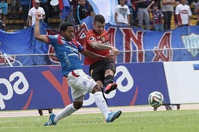 Deportivo Quito y Deportivo Cuenca empatan 0-0