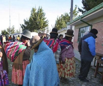 Evo Morales afirma que en Bolivia ya no mandan los gringos, sino los indios