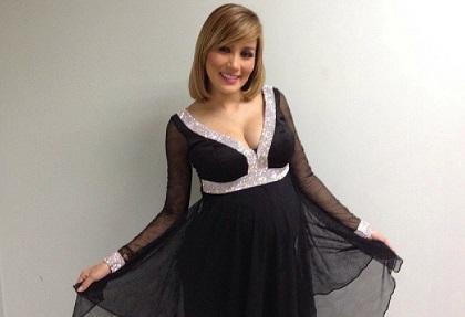 Jasú Montero ya dio a luz a Leonela Amor