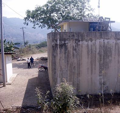 Empresa de agua será prioridad en 24 de Mayo