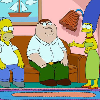 Los Simpson y Family Guy juntos en episodio