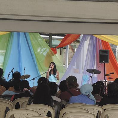 Mensaje de paz y amor se refleja a través de Festival Juvenil de Música y Danza