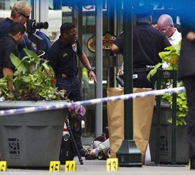 Policía mata a menor de 12 años