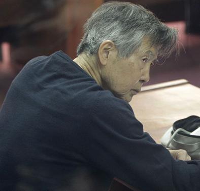 Presentarán revisión en sentencia de Fujimori