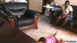 Video de niñera maltratando a una bebé conmociona a usuarios de la web