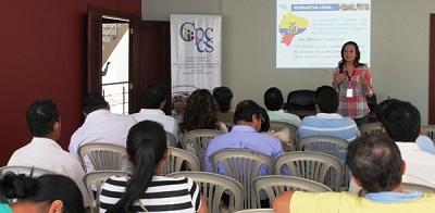 Consejo de Participación Ciudadana realiza taller