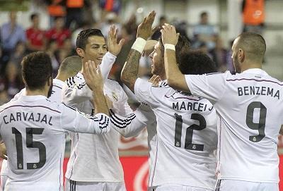 El Real Madrid jugará en Melbourne en julio de 2015