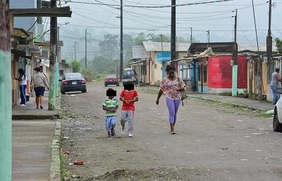 Moradores de la ciudadela El Paraíso se sienten olvidados por las autoridades