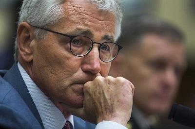 Chuck Hagel renuncia como secretario de Defensa de EE.UU.