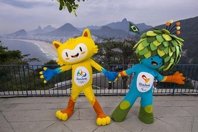 Mascota de Juegos Olímpicos de Río de Janeiro representa la fauna brasileña