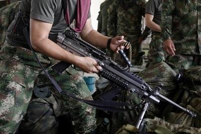Las FARC anuncian que soldados secuestrados en Arauca serán liberados mañana