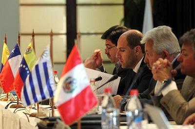 Chile, Argentina y Brasil serán cabezas de serie de los grupos A, B y C