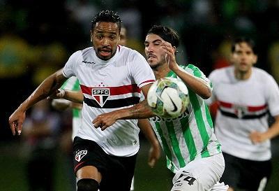 Nacional, con toda su nómina, espera lograr en Sao Paulo el paso a la final