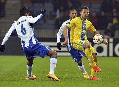 El Oporto hace un favor al Athletic y deja casi atado el liderato