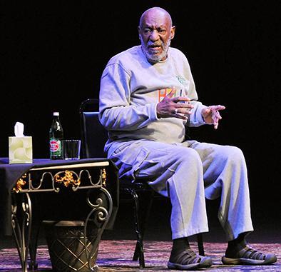 2.000 personas asisten a actuación de Bill Cosby