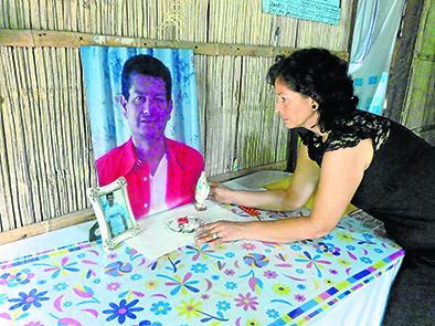 Portovejense muere en España