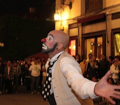 Festival Internacional del Clown se realiza en Quito