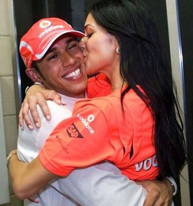"Nicole Scherzinger es la ""reina"" de la Fórmula 1"