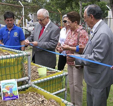 Promueven la creación de huertos orgánicos