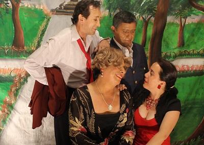 Grupo Arlequín presenta obra cómica en Santo Domingo