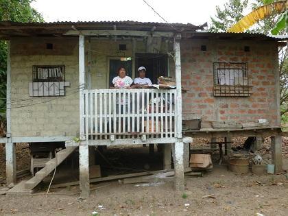 Se roban joyas en dos viviendas de Portoviejo