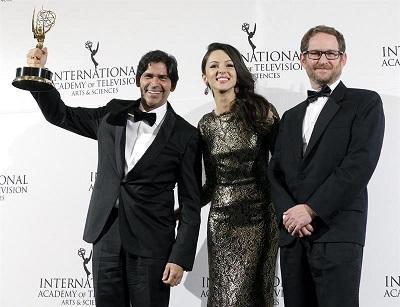 Poco sabor latino en la 42 edición de los Emmy Internacionales