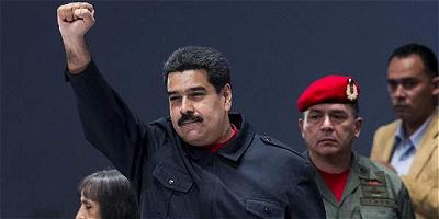 Maduro dice que fundará un instituto para combatir el cáncer
