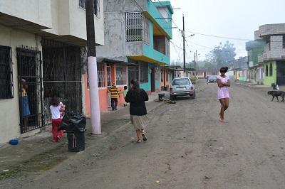 Moradores de la ciudadela El Paraíso piden una escuela de calidad