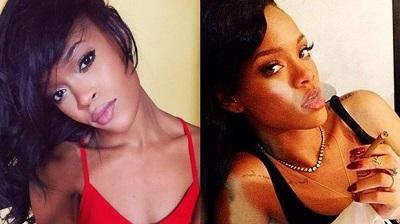 ¿Rihanna tiene una doble?