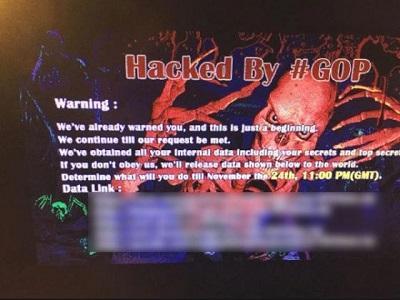 Sony Pictures sufre un ciberataque que paraliza su actividad
