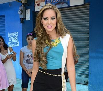 Karen Paredes va por la corona del Miss Tourism World