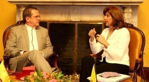 Cancilleres de Ecuador y Colombia se reúnen para profundizar relaciones