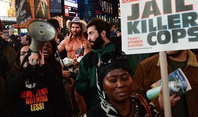 Las protestas por el caso Michael Brown ser extienden a Canadá