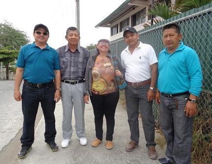 El barrio La Paz tiene nueva directiva