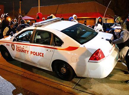 82 detenidos tras disturbios