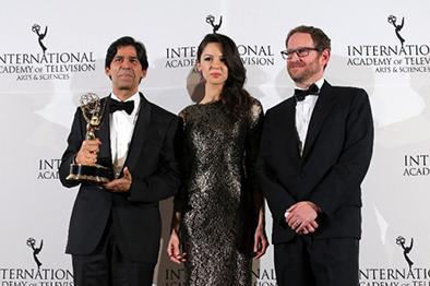 """""""El señor de los cielos"""" se adjudica premio Emmy"""