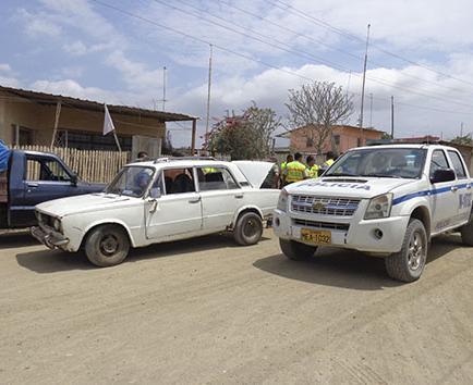 Persecución en la Proaño deja un detenido