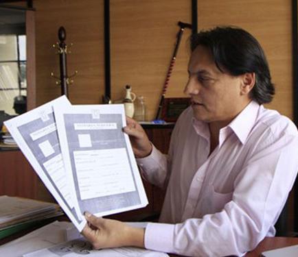 Presentarán libro de Villavicencio