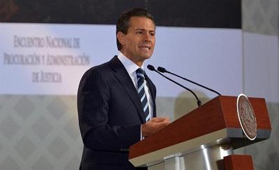 Caso de Iguala marca un 'punto de inflexión', dice Peña Nieto
