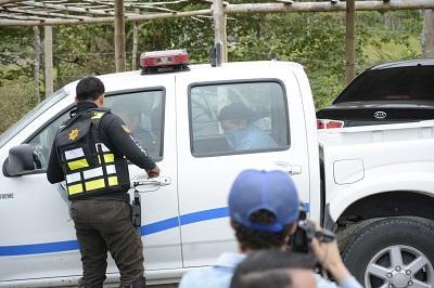 Detienen a cinco presuntos ladrones en Rocafuerte