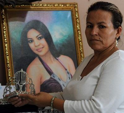 Madre de Miss Honduras habla sobre el acusado