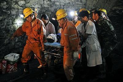 26 muertos en el incendio de una mina en el noreste de China