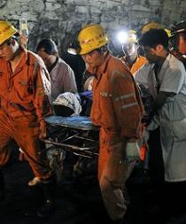 Veintiséis muertos en el incendio de una mina en el noreste de China