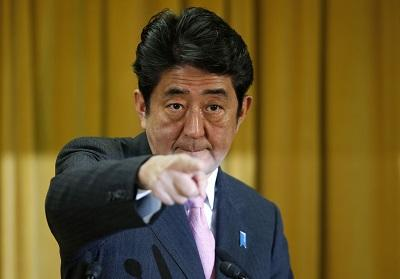 Web de un 'falso' niño enfurece a Shinzo Abe antes de las elecciones en Japón